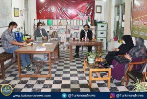 حشمدار نشست صمیمی ترکمن نیوز 2 300x202 - صلح، همزیستی و همگرایی بسترهای توسعه را فراهم خواهد کرد