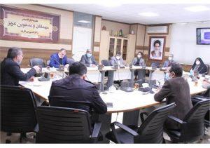 مطبوعات و رسانه های استان گلستان 300x211 - جلسه هیات موسس خانه مطبوعات و رسانه های استان گلستان تشکیل شد