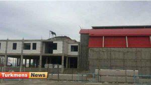 بزرگترین خانه والیبال کشور در گنبدکاووس تا پایان سال ۹۹ افتتاح می شود