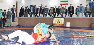 گورش گنبدکاووس3 300x145 - افتتاح اولین خانه گورش کشور (کشتی ترکمن) در گنبدکاووس+عکس