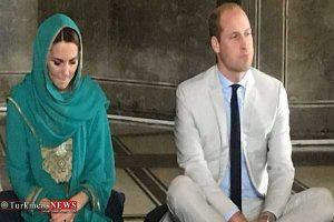 سلطنتی انگلیس2 300x200 - تلاوت قرآن در جریان بازدید خانواده سلطنتی انگلیس از مسجد /عکس