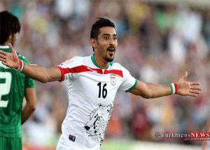 بازیکن تیم ملی فوتبال کشورمان از بازیهای ملی فوتبال خداحافظی کرد