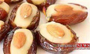 خرما شکم پر، یک دسر عالی برای افطار ماه رمضان