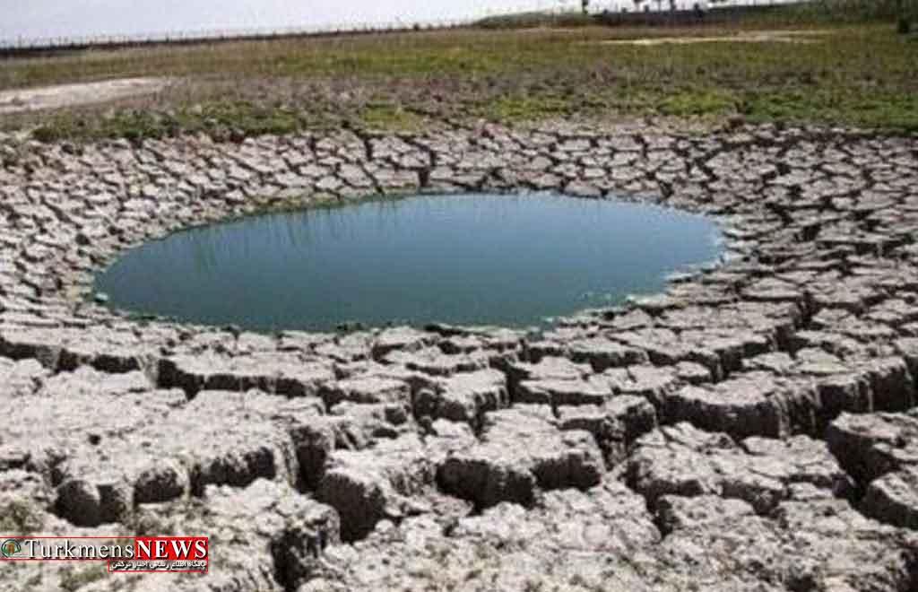 خشکسالی همچنان مهمان گلستان است