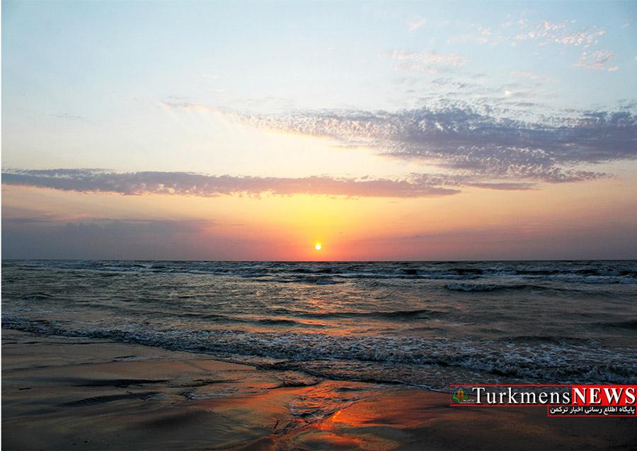 خلیج گرگان را در آستانه خطر خشک شدن