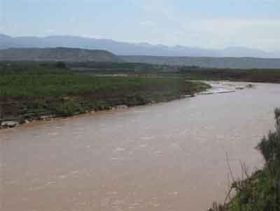 بجنورد تشنگی رودخانه اترک را مطالعه میکند - دانشگاه بجنورد تشنگی رودخانه اترک را مطالعه میکند
