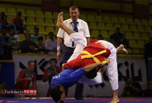 داوران گلستانی در مسابقات آلیش قهرمانی کشور قضاوت می کنند