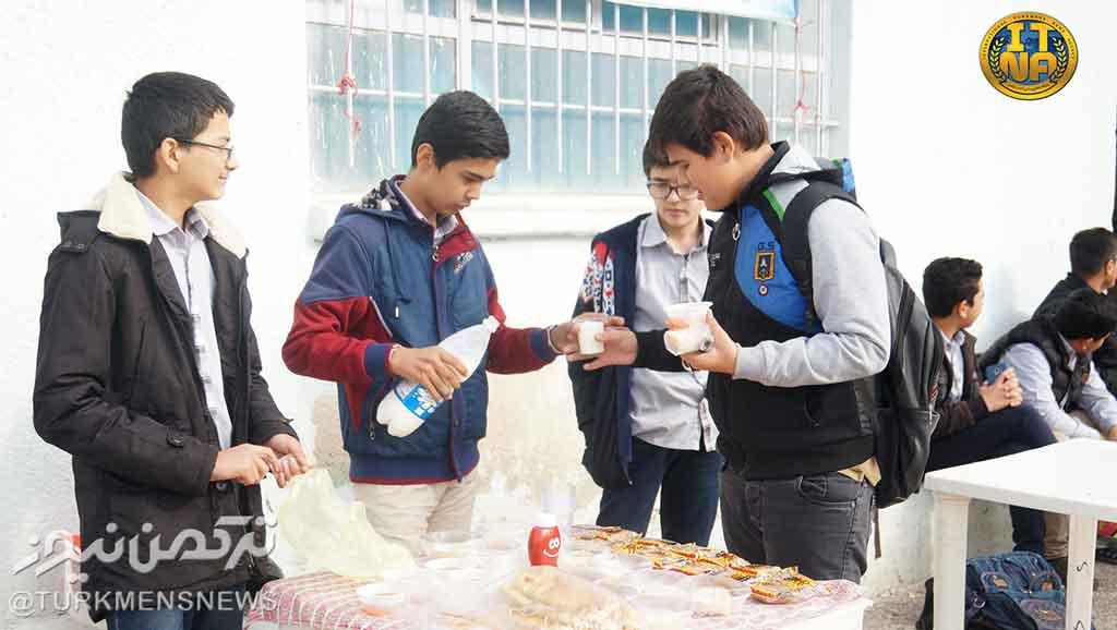 ملانفس مدرسه ویژه 2 - بازارچه کارآفرینی دبیرستان ملانفس گنبدکاووس برگزار شد+تصاویر