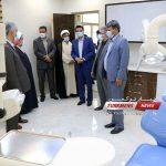 فرهنگیان گنبدکاووس ترکمن نیوز 5 150x150 - درمانگاه فرهنگیان گنبدکاووس طرف قرداد عمومی بیمهها است+عکس