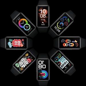 هوشمند هواوی بند 6 300x300 - پنج دلیل برای انتخاب و خرید دستبند هوشمند هواوی بند 6