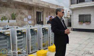 جوجهکشی بندرترکمن 3 300x181 - 23 دستگاه جوجهکشی به مددجویان بهزیستی شهرستان ترکمن اهدا شد+ عکس