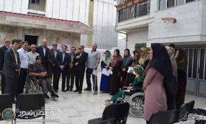 جوجهکشی بندرترکمن 6 300x181 - 23 دستگاه جوجهکشی به مددجویان بهزیستی شهرستان ترکمن اهدا شد+ عکس