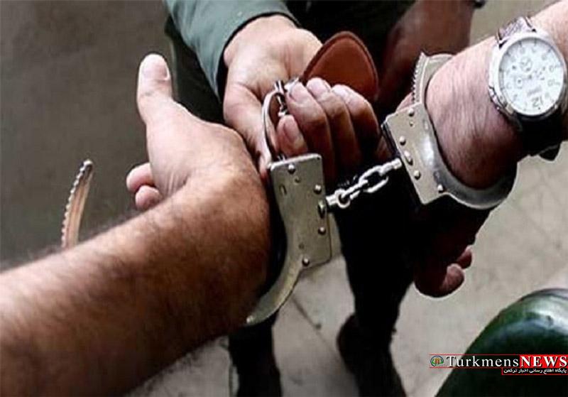 دستگیری اعضای باند سرقت موتورسیکلت در گلستان