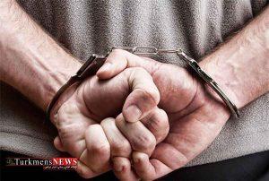 قاتل پیرزن کردکوی در دام پلیس افتاد