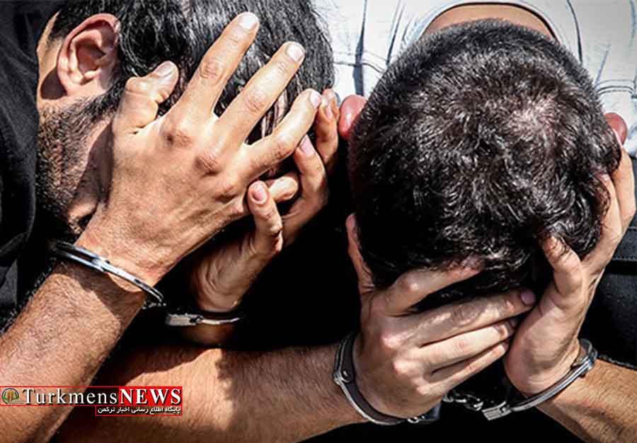 ماموران تقلبی اداره آب در دام پلیس افتادند