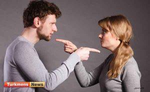 زن و شوهری 300x185 - راه حل موثر در دعواهای زن و شوهری