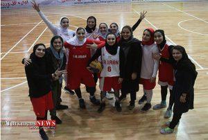 دعوت 2 بانوی گلستانی به اردوی تیم ملی بسکتبال