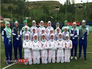 دعوت 2 گلستانی به تیم ملی فوتبال دختران
