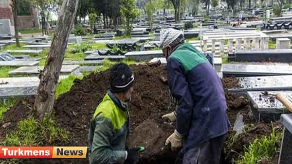 ماجرای دفن غیربهداشتی در آرامستان علی آباد کتول چه بود؟