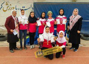 دختران گلستان 4 1 300x217 - قهرمانی دانش آموزان گنبد کاووس در مسابقات دومیدانی آموزشگاهی دختران+عکس