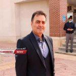 دکتر ابوالفضل طهماسبی همایش مخدومقلی فراغی