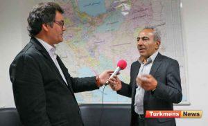 عبدالرضا مسلمی ترکمن نیوز 300x182 - مهمترین فلسفه تشکیل سازمان تعاون ایجاد همگرایی و همدلی کشاورزان برای افزایش کیفی و کمی تولید مداوم در کشور است