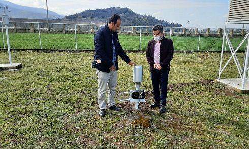 باران سنج1 - ساخت دیتالاگر باران سنج به همراه سایت و اپلیکیشن در هواشناسی گلستان