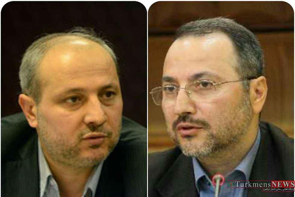دیدار استاندار گلستان با معاون وزیر و رییس سازمان اجتماعی کشور