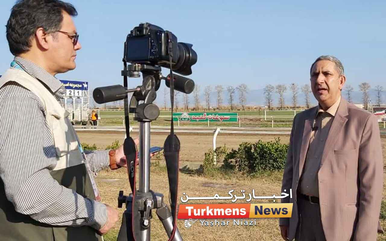 جایگاه اسب ترکمن در جهان/جمهوری اسلامی ایران میتواند کانون سوارکاری بینالمللی باشد+مصاحبه