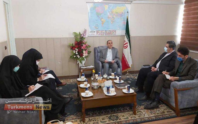 امیرشاهی ترکمن نیوز 2 768x482 - دبیرخانه بین المللی مسابقات سوارکاری در گلستان ایجاد میشود