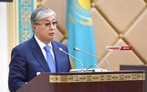 جمهور قزاقستان 2 - گرامیداشت قربانیان «قحطی بزرگ» در قزاقستان