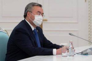 جمهور قزاقستان 3 300x200 - کشورهای آسیای مرکزی نقش مهمی برای برقراری ثبات در افغانستان دارند