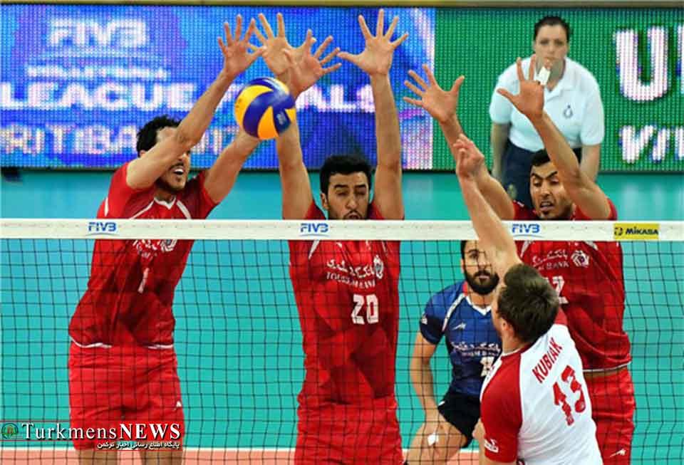 راهیابی تیم ملی والیبال نوجوانان ایران به رقابت های جهانی