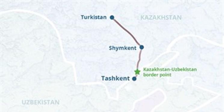 آهن ازبکستان قزاقستان - Gazagystan bilen Özbegistanyň arasynda ýokary tizlikli otly saparlary ýola goýular