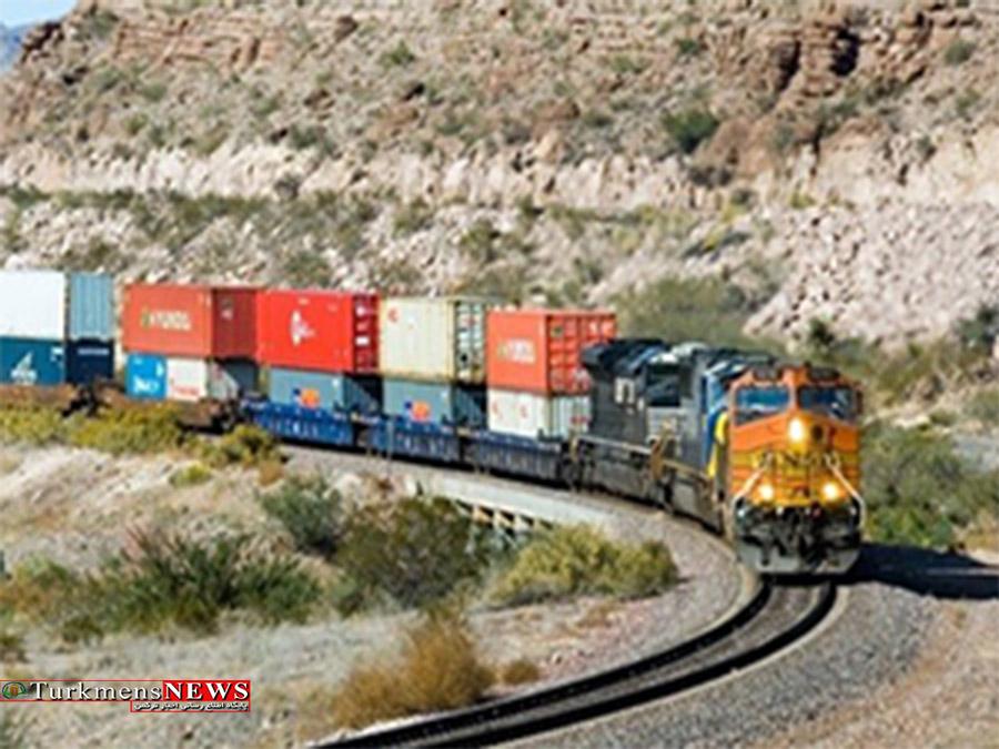 راه آهن اینچه برون نقش موثری در ترازیت و صادرات کالا در منطقه شمال کشور دارد