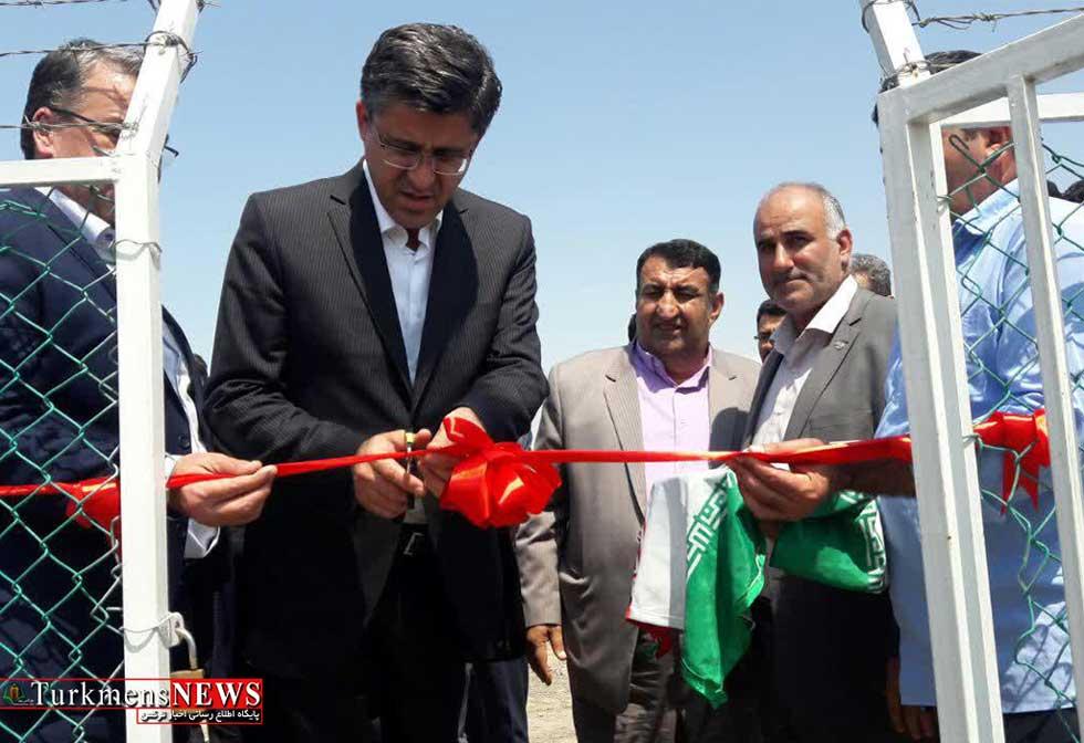 روزآمدترین ایستگاه خودکار هواشناسی استان و کشور در کردکوی به بهره برداری رسید
