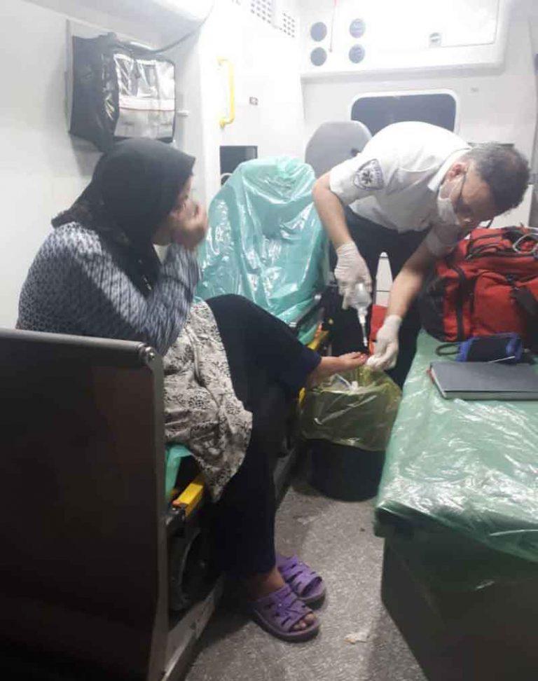رامیان 768x972 - گفتگوی تلفنی استاندار گلستان با فرماندار رامیان و دستور اعزام تیم های امدادی به مناطق زلزله زده