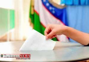 ازبک رای 300x209 - تکرار رای گیری انتخابات پارلمانی ازبکستان