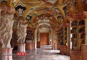 کتابخانه ها 5 300x208 - زیباترین و بزرگترین کتابخانههای جهان