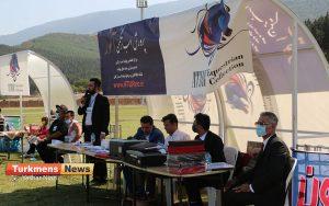 اسب علی آباد کتول 1 300x188 - دومین مسابقه ملی زیبایی آیینی اسب ترکمن در شهرستان علی آباد کتول برگزار شد