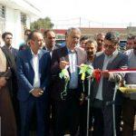 ساختمان خدمات اجتماعی شهرداری گنبدکاووس افتتاح شد