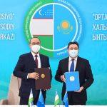 مرکز بینالمللی بازرگانی آسیای مرکزی در مرز ازبکستان و قزاقستان 150x150 - آغاز ساخت مرکز بینالمللی بازرگانی «آسیای مرکزی» در مرز ازبکستان و قزاقستان