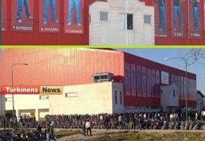 المپیک گنبدکاووس 300x206 - اختصاص سالن المپیک گنبدکاووس به مبتلایان کرونا تکذیب شد