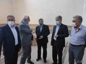 تختی ترکمن 300x225 - سالن تختی شهرستان ترکمن تا قبل از پایان سال جاری افتتاح میشود