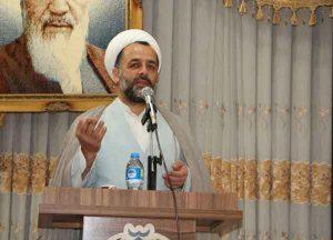 ع س آجا در استان گلستان و مازندران 300x216 - هماهنگ کننده عقیدتی سیاسی آجا در استان گلستان و مازندران هتک حرمت پیامبر را محکوم کرد