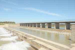بوستان 300x199 - رهاسازی آب سد بوستان گلستان