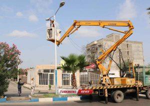 کابل برق ترکمن نیوز 1 300x211 - سرقت کابلهای برق و عدم ارائه راهکار مناسب بزرگترین معضل شهروندان و مسئولین+عکس