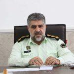 سرهنگ محمود علی فر فرمانده انتظامی گنبدکاووس عاملان چاقوکشی