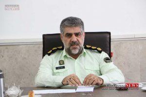محمود علی فر فرمانده انتظامی گنبدکاووس 1 3 300x200 - كشف 60 كيلو ترياک در گنبدكاووس