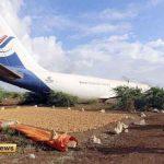 هواپیما سومالی 150x150 - سومالی دا اوچار پاجیغاسیندا 6 آدام اولدی